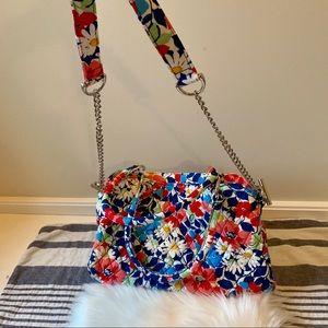 Vera Bradley Summer Cottage shoulder bag
